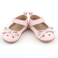 Exquisite Hollow Out Bowknot Girls Dress Shoes