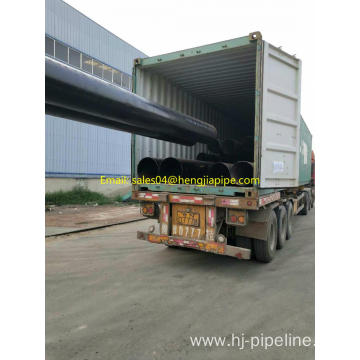 SANS 719 Grade B carbon steel pipes