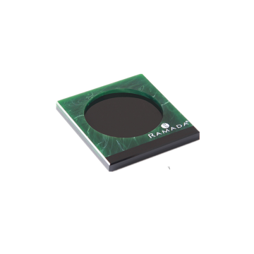 Emerald Square Acrylic Coaster