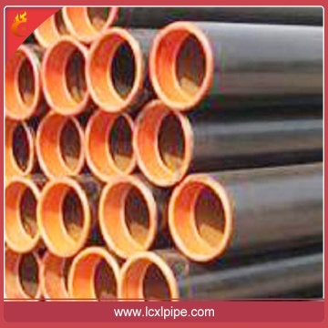 Hot sale black cast seamless steel pipes