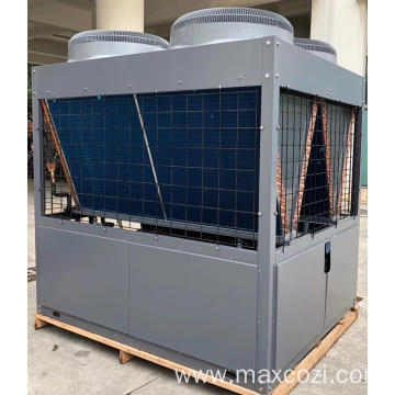 Low temperature heat pump