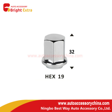 Automotive Wheel Lug Nut