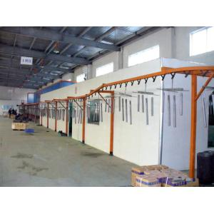 metal spray coating machine