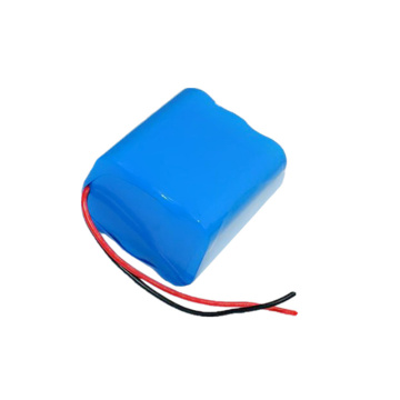 18650 3S2P 11.1V 5600mAh Li Ion Battery