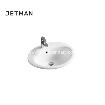 Ceramic Wash Basin Sink