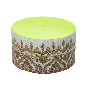 Luxury Round Gift Paper Box