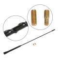 1pc Universal Car Antenna Aerial Extend Car Auto Roof for Fender Radio FM AM Signal Antenna 16inch with 2 Screws Car Accessories