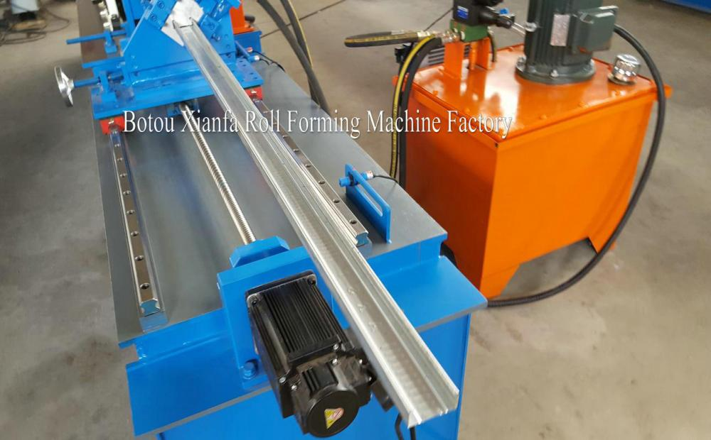 Color Steel Sheet Stud Forming Maching