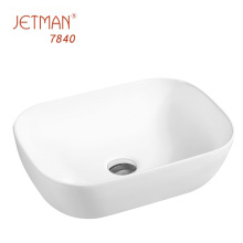 JM7840 460*330*130 Thin Side Art Basin Ceramic Sink