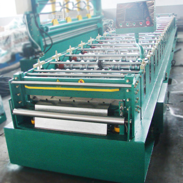 customized width iron sheet rolling machine