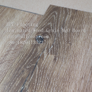 MgO Laminated Flooring Panels