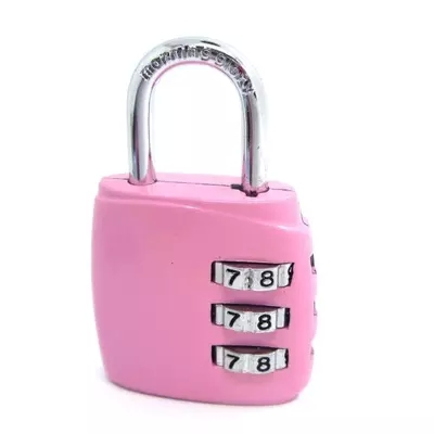 High Quality Zinc Alloy Mini Padlock