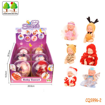 CQS996-2 CQS Sleeping baby 6 mixed/display box