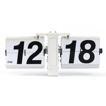 Wall Decor Clock With Light