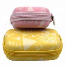 Digital color printing EVA camera case with pocket