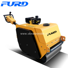 Hydrostatic Walk behind Vibrating small road roller