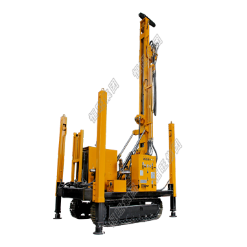 Cheap Pneumatic Crawler Drilling Rig