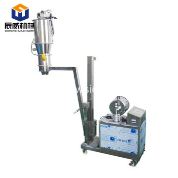 High efficiency vacuum feeder