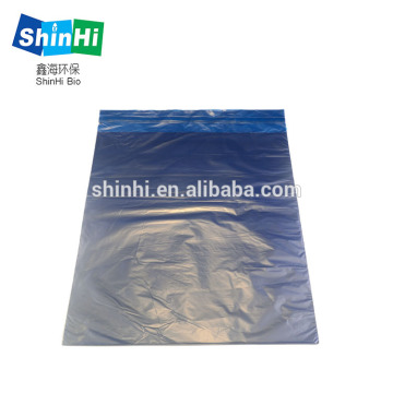 Self-adhesive courier garment PLA  bag