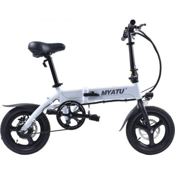 high quality14inch folding alloy frame electric bike