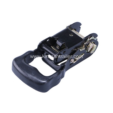 Ratcheting Buckle For Vehicle Trailer