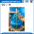 Mineral processing gravel dredging slurry pumps