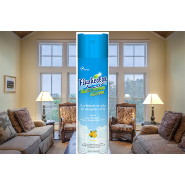 multi-purpose spray foam cleaner for living room