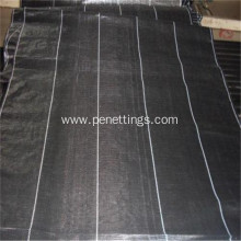 Black ground cover fabric for nursery
