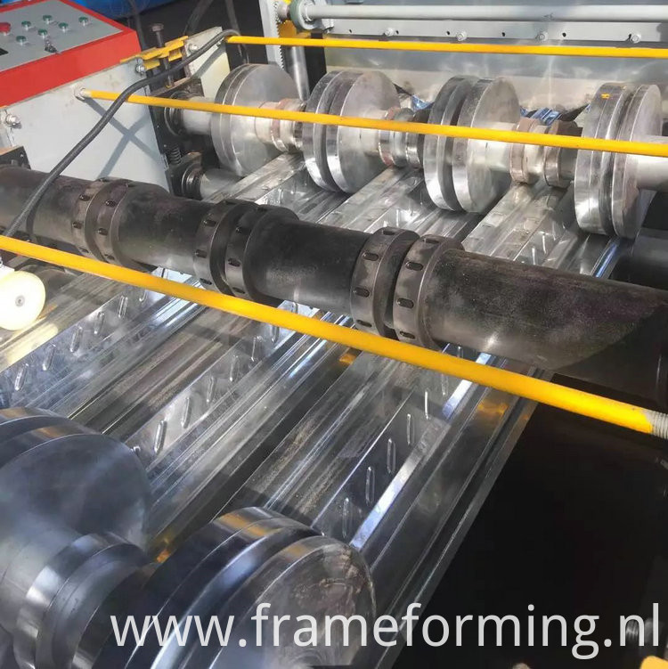 floor deck roll former forming machine)