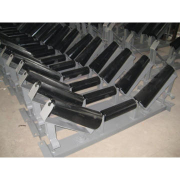 Tapered Steel Conveyor Idler