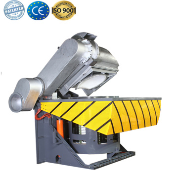 Silver melting smelting kit machine furnace