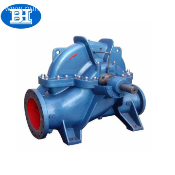 S single-stage double-suction split-casing centrifugal pump