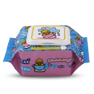 Hand & Face Baby Sensitive Wipes