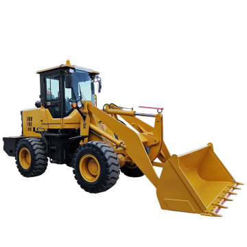 2ton 2000kg micro wheel loader OCL20