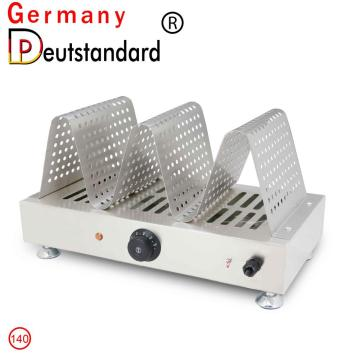 Bubble waffle maker warmer display stainless steel machine NP-140