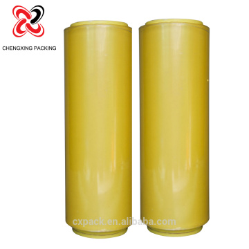 30cmX100m nga Food Grade Pvc Wrap Film