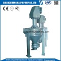 centrifugal frothy slurry pump