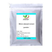 Supplement Pure Natural B17 Pricot Powder Vitamin B17 Amygdalin Bitter Almond Extract High concentration, high quality