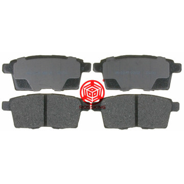 Rear brake pad for Ford EDGE