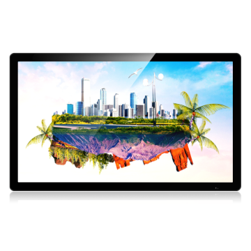 "55"" ips panel tft touch screen lcd monitor"