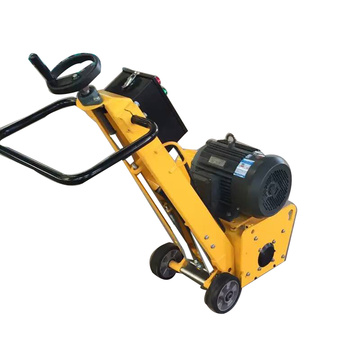 Gasoline milling machine/ concrete road scarifier