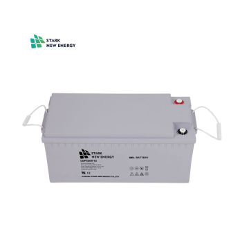 12V200Ah Deep Cycle Gel Battery