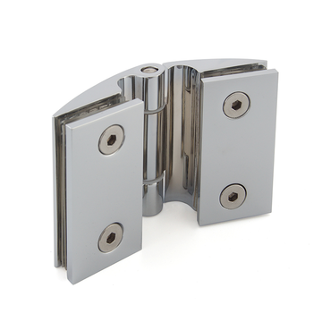 175° stainless steel shower door hinge for bathroom