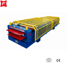 Color Steel Sheet 3D Double Layer Forming Machine