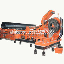Spiral Corrugated Culvert machine