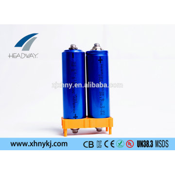 3.2V10AH headway lifepo4 li-ion llithium battery 38120S