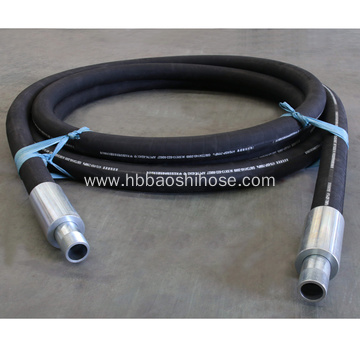 Steel Wire Spiral Slurry Drilling Hose
