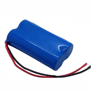 18650 2S1P 7.4V 3500mAh Lithium Ion Battery Pack