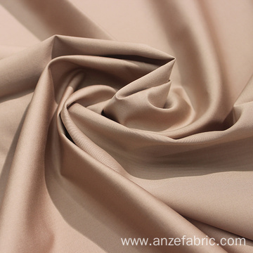 solid color 78%cotton 22%tencel sateen fabric