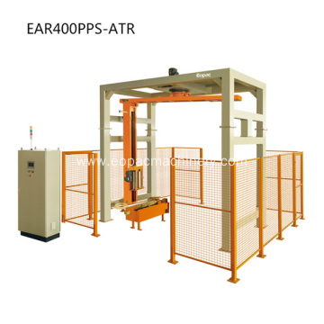 Fully Automatic In-line Rotation Arm Wrapping Machinery